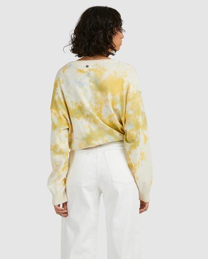 3 Sundance Crewneck Sweater Grey ABJSW00193 Billabong