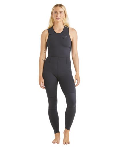 0 1mm Sol Sistah Long Jane Wetsuit  ABJW700101 Billabong