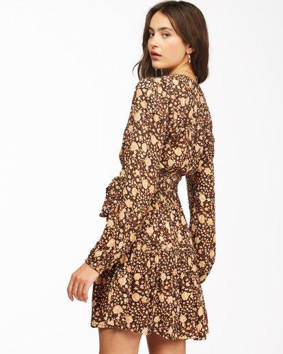2 Golden Glow Dress Black ABJWD00116 Billabong