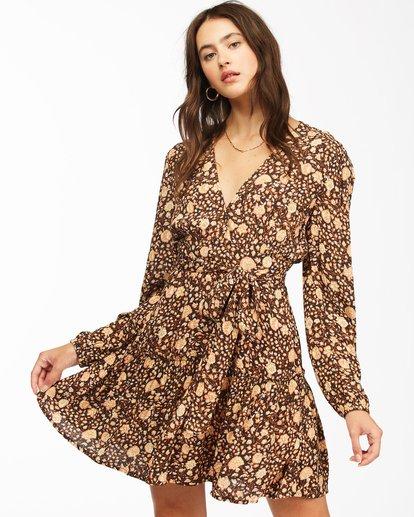 0 Golden Glow Dress Black ABJWD00116 Billabong