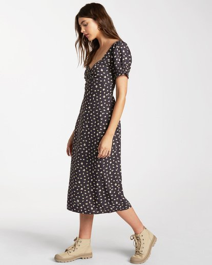 2 Love Letters Dress Black ABJWD00117 Billabong