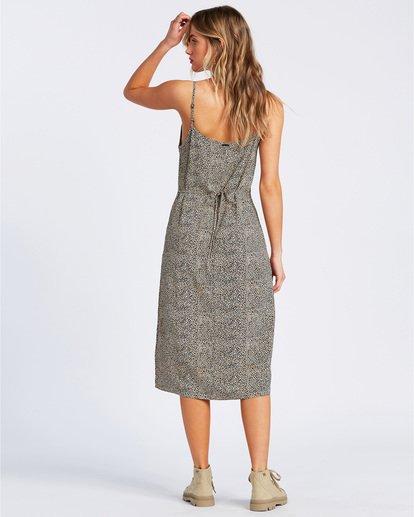 3 Sandy Beach Dress Brown ABJWD00147 Billabong