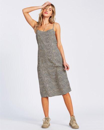 1 Sandy Beach Dress Brown ABJWD00147 Billabong