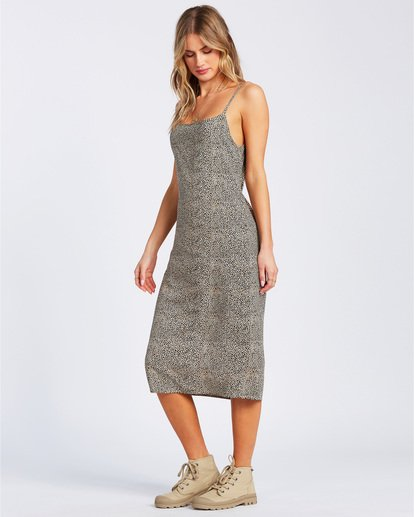 2 Sandy Beach Dress Brown ABJWD00147 Billabong