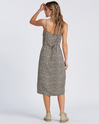 3 Sandy Beach Dress Brown ABJWD00147 Billabong