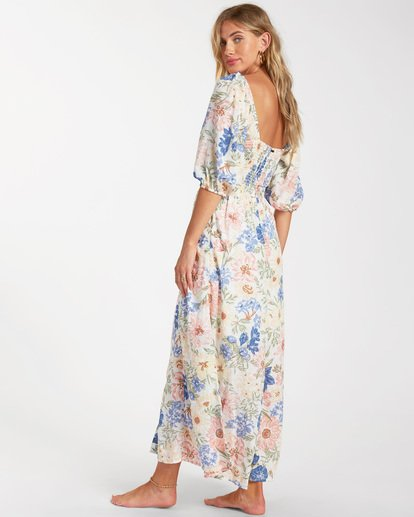 4 Dreamer Maxi Dress Grey ABJWD00160 Billabong