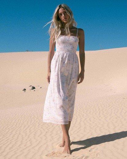 0 Baja Breeze Dress White ABJWD00176 Billabong