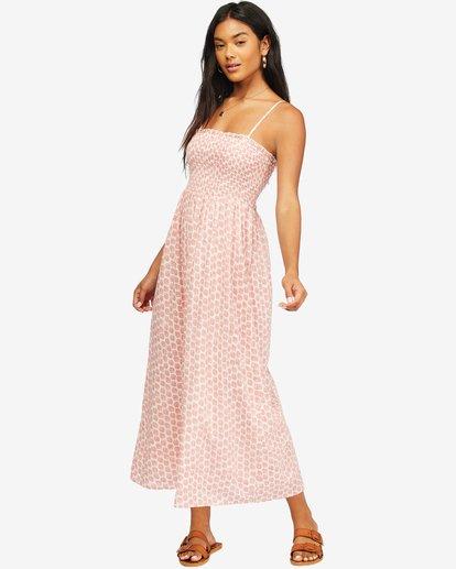 1 Baja Breeze Dress Pink ABJWD00176 Billabong