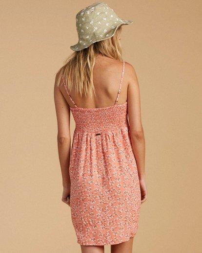 2 Salty Blonde Just Because Woven Mini Dress Black ABJWD00190 Billabong