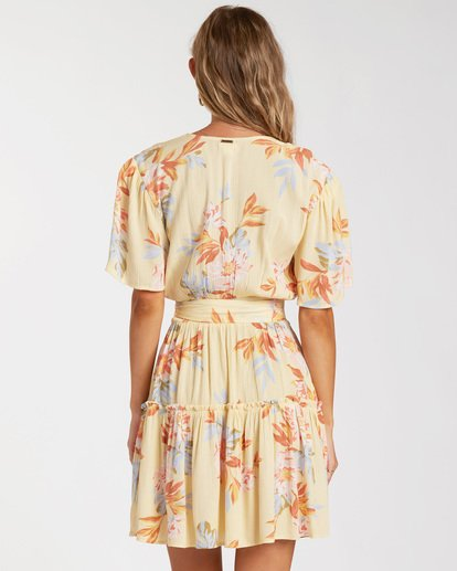 4 One And Only Dress Yellow ABJWD00199 Billabong
