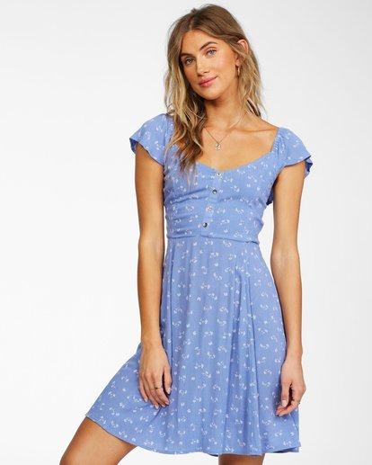 0 Forever Yours Dress Purple ABJWD00201 Billabong