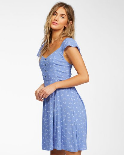 1 Forever Yours Dress Purple ABJWD00201 Billabong