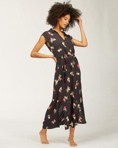 1 Little Flirt Maxi Dress Black ABJWD00207 Billabong