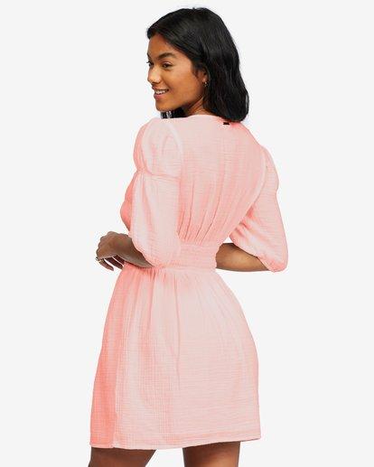 2 Spellbound Mini Dress Green ABJWD00224 Billabong