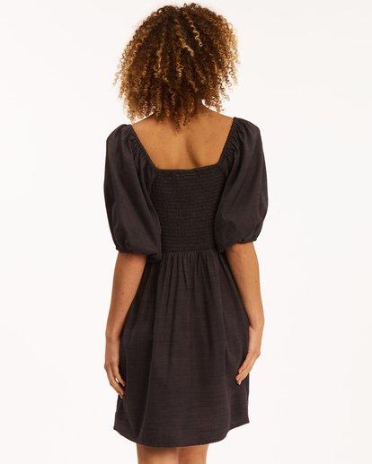 3 Paradise Mini Dress Black ABJWD00225 Billabong