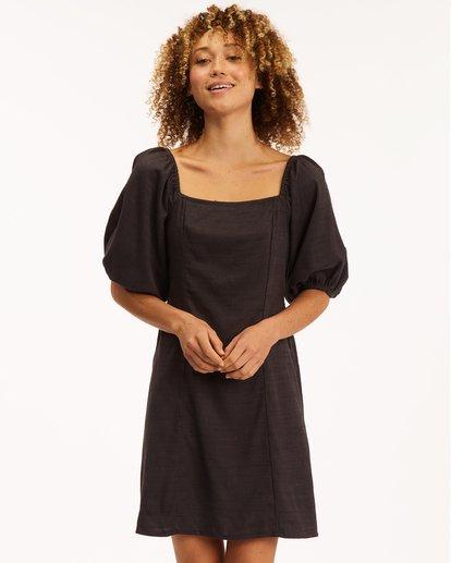 1 Paradise Mini Dress Black ABJWD00225 Billabong