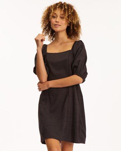 4 Paradise Mini Dress Black ABJWD00225 Billabong