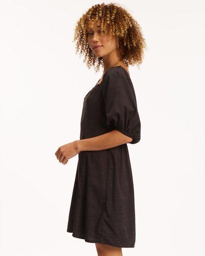 2 Paradise Mini Dress Black ABJWD00225 Billabong
