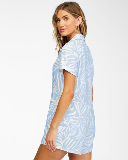 2 Heads Up Romper Brown ABJWD00248 Billabong