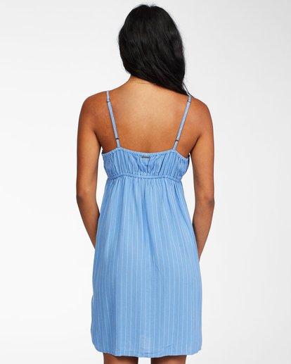 2 Feelin Blue Dress Purple ABJWD00249 Billabong