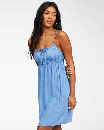 1 Feelin Blue Dress Purple ABJWD00249 Billabong