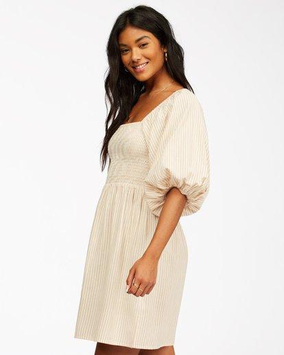1 Paradise Days Mini Dress Brown ABJWD00250 Billabong