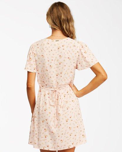 3 Full Swing Mini Dress Pink ABJWD00254 Billabong