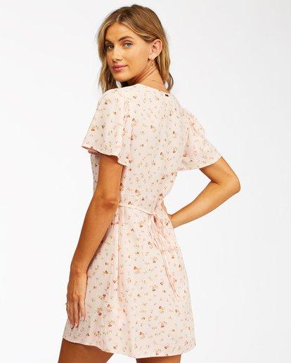 2 Full Swing Mini Dress Pink ABJWD00254 Billabong