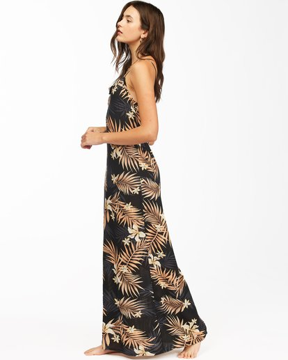 1 Shallow Seas Maxi Dress Black ABJWD00262 Billabong