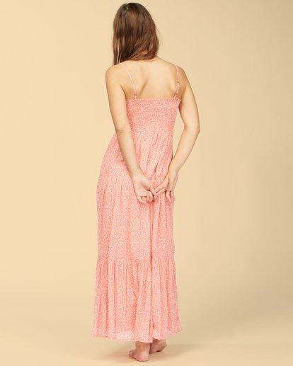 2 Wrangler Prairie Days Dress Pink ABJWD00271 Billabong