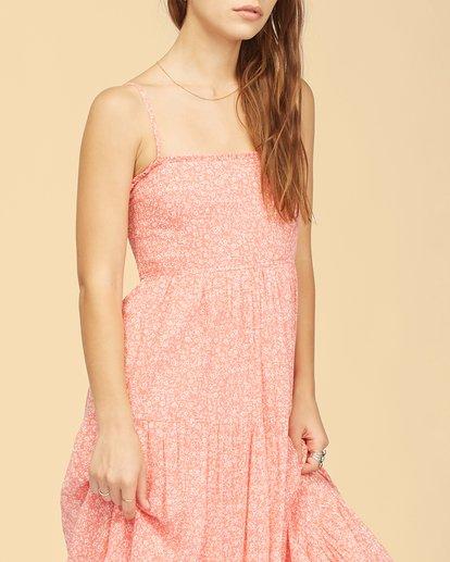 3 Wrangler Prairie Days Dress Pink ABJWD00271 Billabong