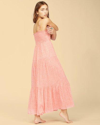 1 Wrangler Prairie Days Dress Pink ABJWD00271 Billabong