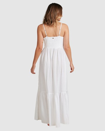 2 Franca Midi Dress White ABJWD00281 Billabong