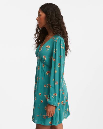 1 Days On End Mini Dress Green ABJWD00332 Billabong