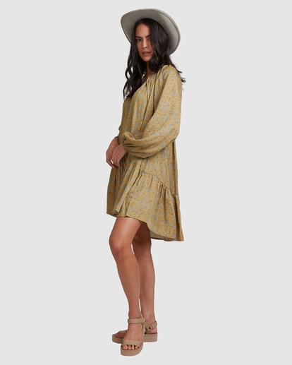 2 My Oasis Mini Dress Green ABJWD00379 Billabong