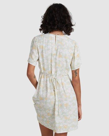 7 Melody Dress Green ABJWD00383 Billabong