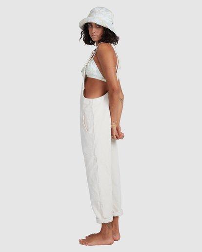 1 Tell Me Jumpsuit White ABJWD00385 Billabong