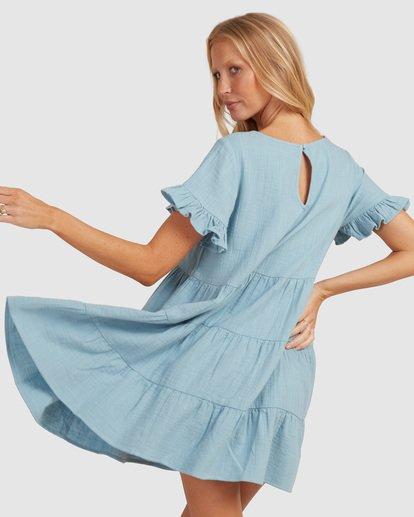 2 Pixie Dress Blue ABJWD00389 Billabong
