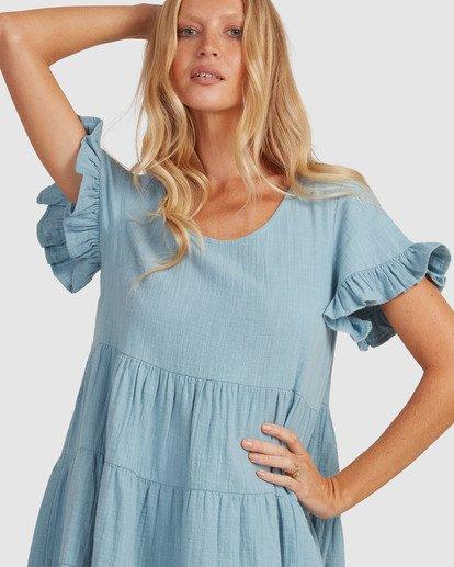 4 Pixie Dress Blue ABJWD00389 Billabong