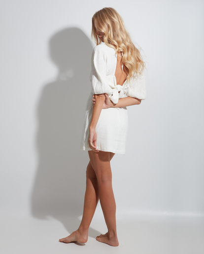 2 Island Mini Dress White ABJWD00402 Billabong