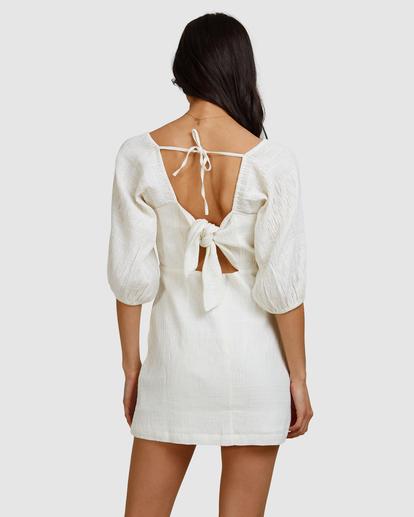 6 Island Mini Dress White ABJWD00402 Billabong