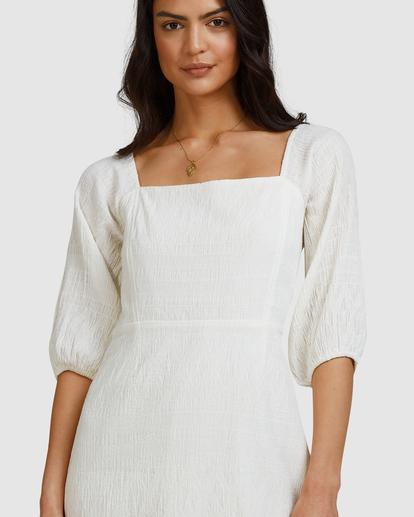 8 Island Mini Dress White ABJWD00402 Billabong