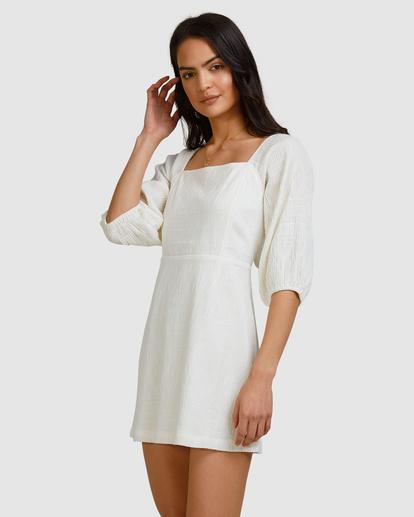4 Island Mini Dress White ABJWD00402 Billabong