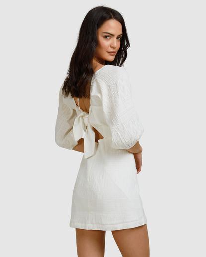5 Island Mini Dress White ABJWD00402 Billabong
