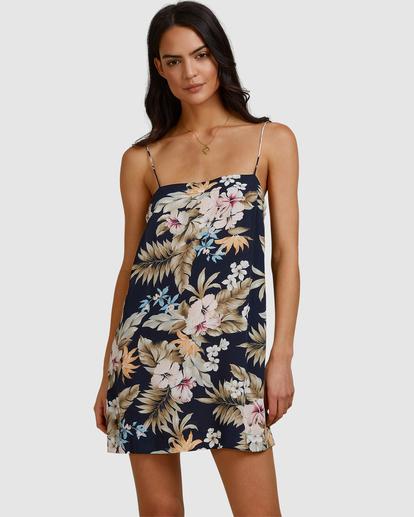 2 Tropicool Mini Dress Black ABJWD00406 Billabong