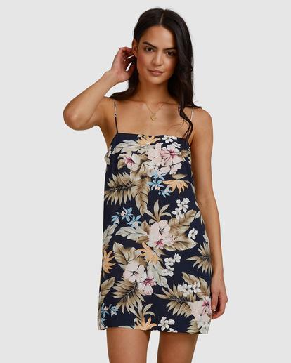 6 Tropicool Mini Dress Black ABJWD00406 Billabong