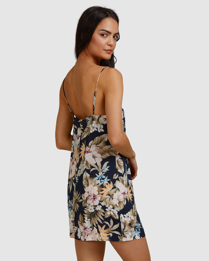 4 Tropicool Mini Dress Black ABJWD00406 Billabong