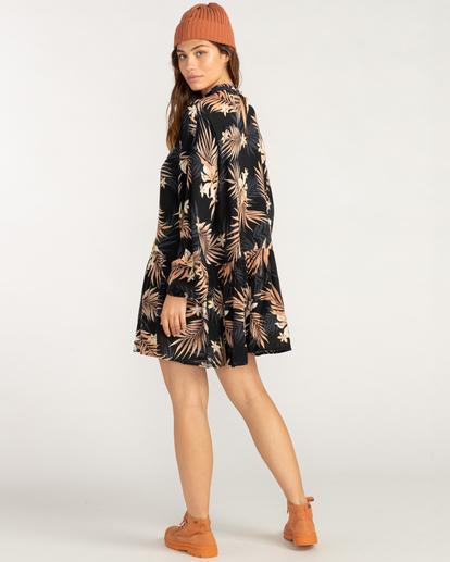 2 Happy Mind Mini Dress Black ABJWD00408 Billabong