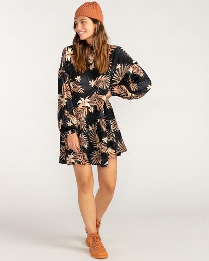 1 Happy Mind Mini Dress Black ABJWD00408 Billabong