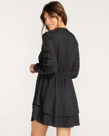 2 Blue Song Mini Dress Black ABJWD00411 Billabong